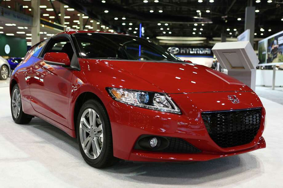A Honda CR-Z. Photo: JOSHUA TRUJILLO, SEATTLEPI.COM / SEATTLEPI.COM
