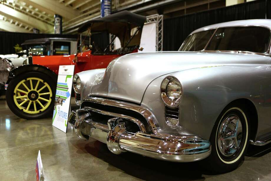 Classic cars from the LeMay collection are shown. Photo: JOSHUA TRUJILLO, SEATTLEPI.COM / SEATTLEPI.COM