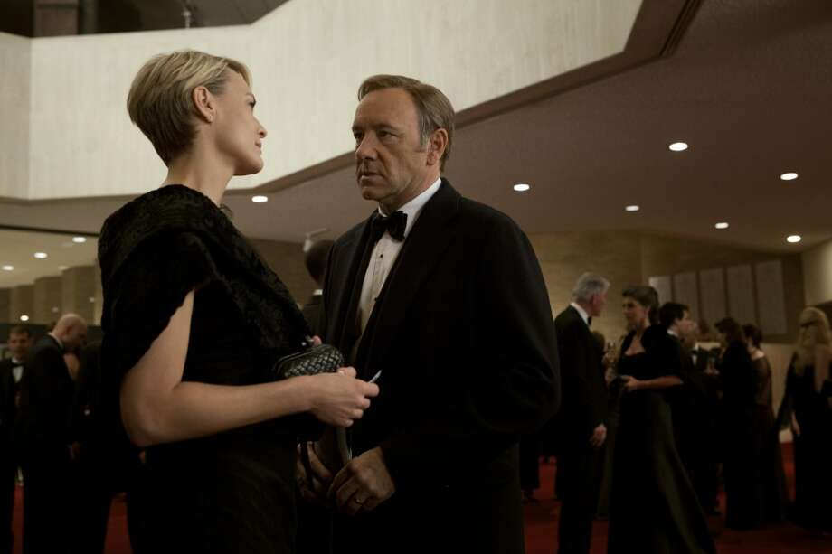 """House of Cards"" executive producer Rick Cleveland told attendees at the Vancouver International Film Festival last week that the Netflix Original Series likely will end after its second season so stars Kevin Spacey and Robin Wright can pursue further film roles. Photo: Netflix, Melinda Sue Gordon"