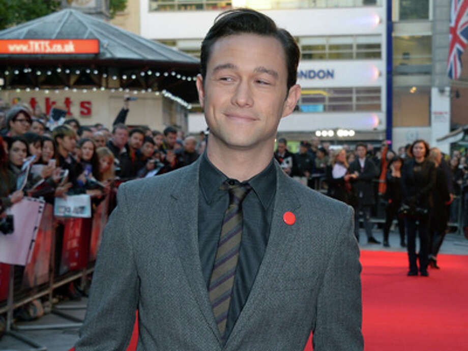 """American actor Joseph Gordon-Levitt arrives at the Premiere of his movie """"Don Jon"""" during the 57th BFI London Film Festival in partnership with American Express® on Wednesday Oct. 16, 2013, in London. Photo: Jon Furniss, Jon Furniss/Invision/AP / Invision"""