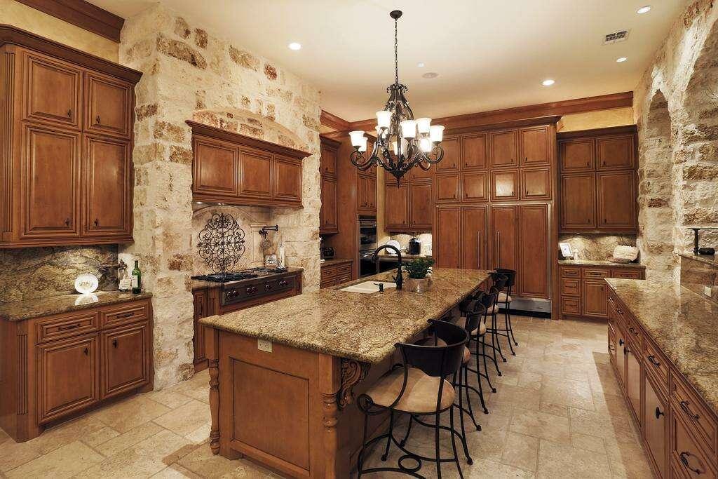 million-dollar kitchens - houston chronicle