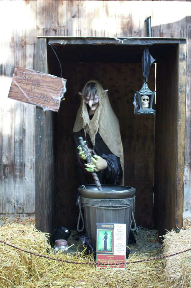 """Howl-O-Ween,"" a Halloween eventing family event, returns to Connecticut's Beardsley Zoo in Bridgeport, Conn., this weekend. It is one of a number of holiday themed events in the region. Photo: Contributed Photo / Connecticut Post Contributed"