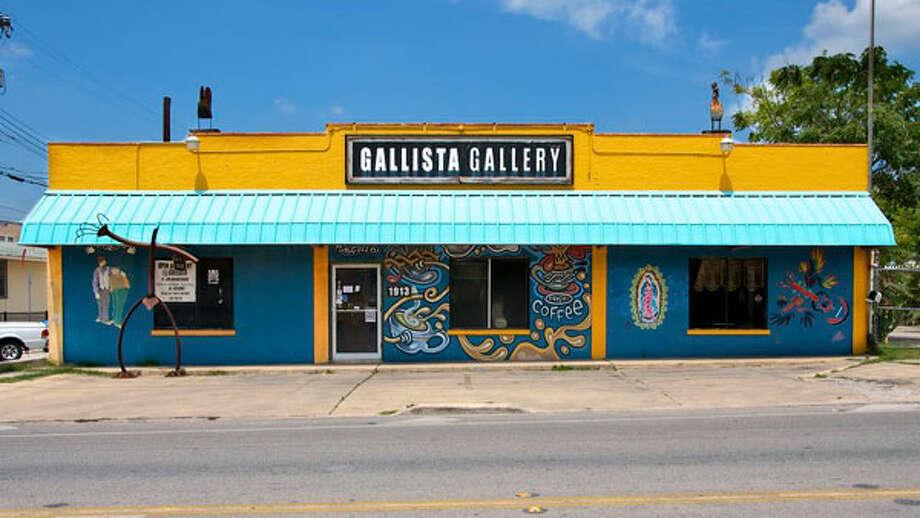 Gallista Gallery consists of 10 artists' studios - visit www.gallistagallery.com