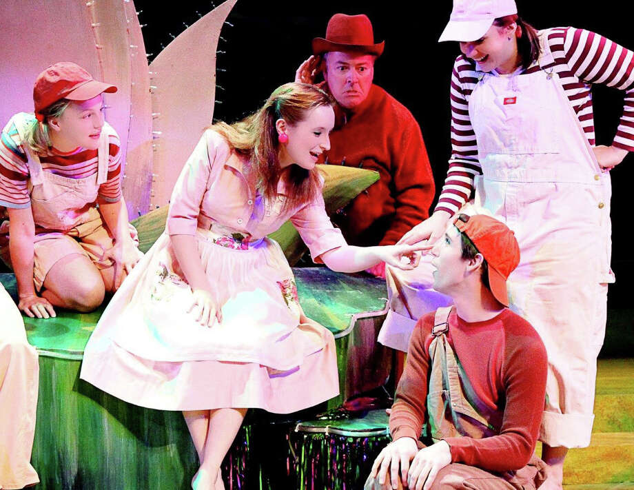 """The Three Little Pigs"" will be performed on Saturday, Oct. 26, at 11 a.m. and 2 p.m. at The Ridgefield Playhouse. Photo: Contributed Photo / The News-Times Contributed"