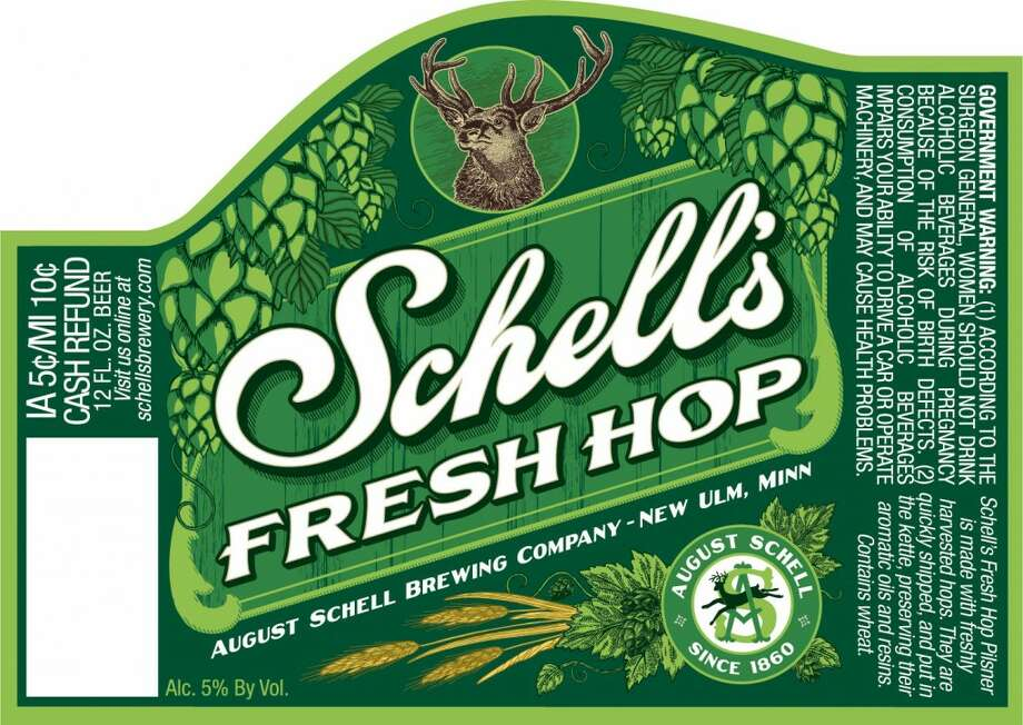 #18 – Minnesota/Craft Breweries Per Capita: One per 112,849 people/One to Try: Schell Photo: Source: U.S. Brewers Association
