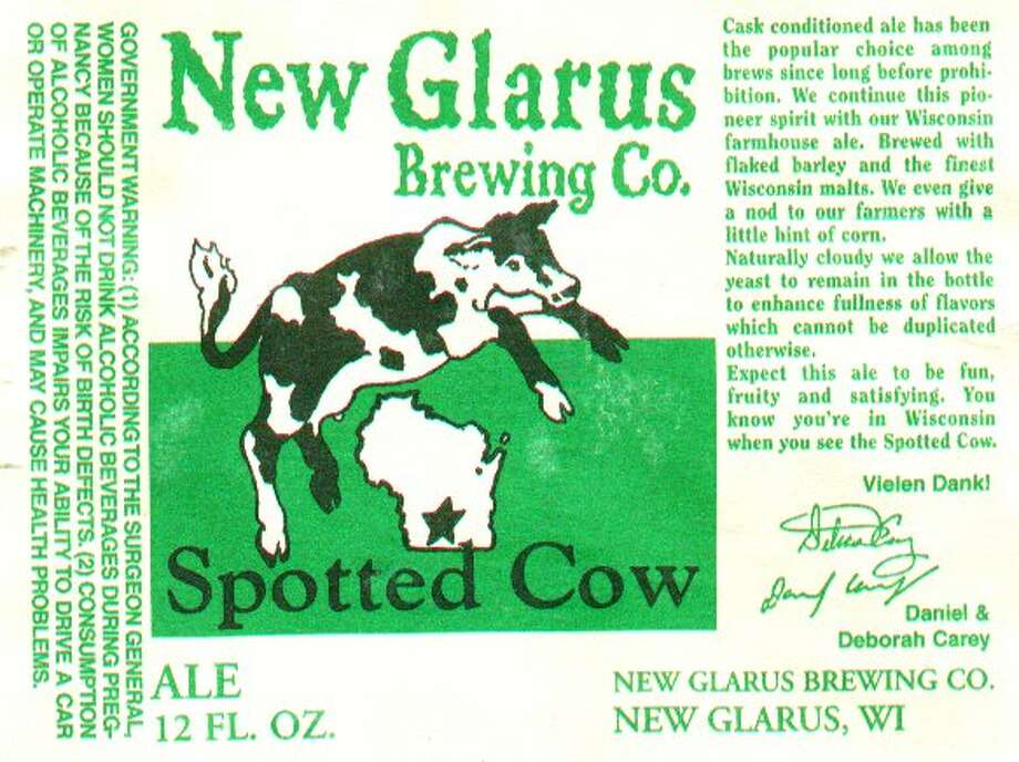 #10 – Wisconsin/Craft Breweries Per Capita: One per 68,518 people/One to Try: New Glarus Brewing Photo: Source: U.S. Brewers Association