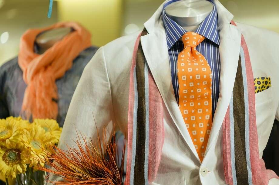 Fall menswear inspiration from J. Lawrence Khaki's of Carmel. Photo: Moss Media Carmel