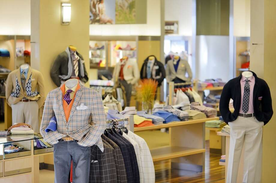 Fall menswear inspiration from J. Lawrence Khaki's of Carmel. Photo: Moss Media Carmel