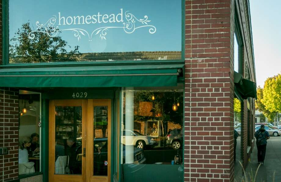 The exterior of Homestead in Oakland. Photo: John Storey, Special To The Chronicle