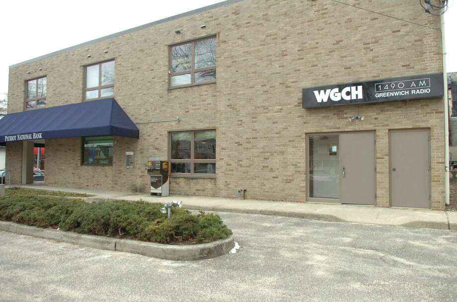 Greenwich's flagship radio station, WGCH-AM 1490, is located on Lewis Street in Greenwich. Photo: File Photo, ST / Greenwich Time File Photo