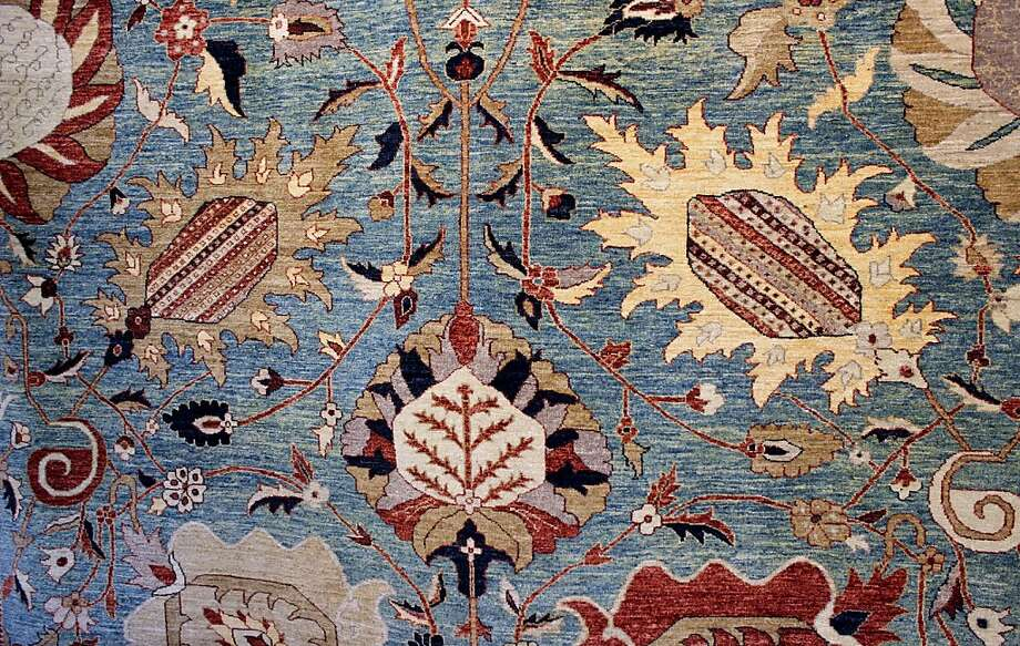 Noor and Sons Rug Gallery Photo: Stephanie Wright Hession, Special To The Chronicle