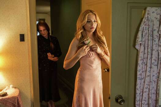 'Carrie' -In this remake of the high school horror flick based on Stephen King's novel, misfit teenager Carrie gets back at the classmates who've bullied her by unleashing her newfound supernatural powers and creating havoc at the prom. Available Oct. 2 Photo: Michael Gibson, HOEP / Sony Pictures