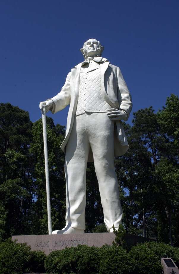 "The ""Tribute to Courage"" is the world's largest freestanding statue of an American.