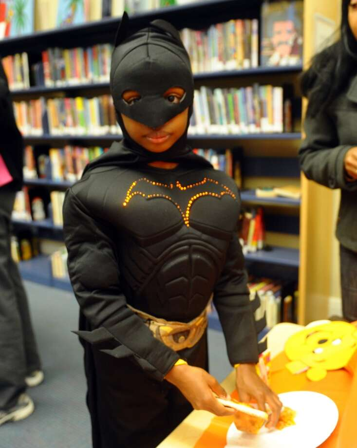 The 5th Annual Black Rock Halloween Parade & Block Party, Bridgeport Library — Costume parade, treats and stories with Miss Michelle. Tuesday, Oct. 29, 5 p.m. Black Rock Branch, 2705 Fairfield Ave. (Parade assembly at Ellsworth Park at 4:45 p.m.) 203-576-7025, bportlibrary.org. Photo: Christian Abraham