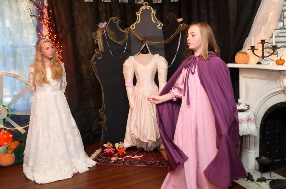 Enchanted Castle, Burr Homestead, Fairfield — Fairy tales come to life in decorated rooms occupied by friendly costumed characters. Saturday and Sunday, Oct. 26 and 27, 10 a.m-5 p.m.; Monday and Tuesday, Oct. 28 and 29, 3:30-6:30 p.m. $5. 739 Old Post Road, Fairfield. 203-384-3600, info@enchantedcastle.org, enchantedcastle.org. Photo: B.K. Angeletti