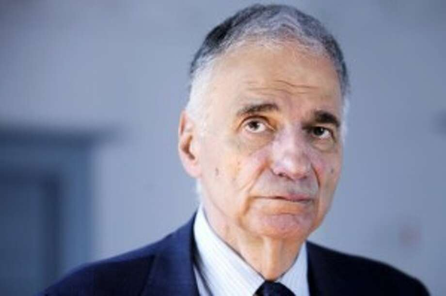 Consumer advocate and former Green Party presidential candidate Ralph Nader was born in Winsted.