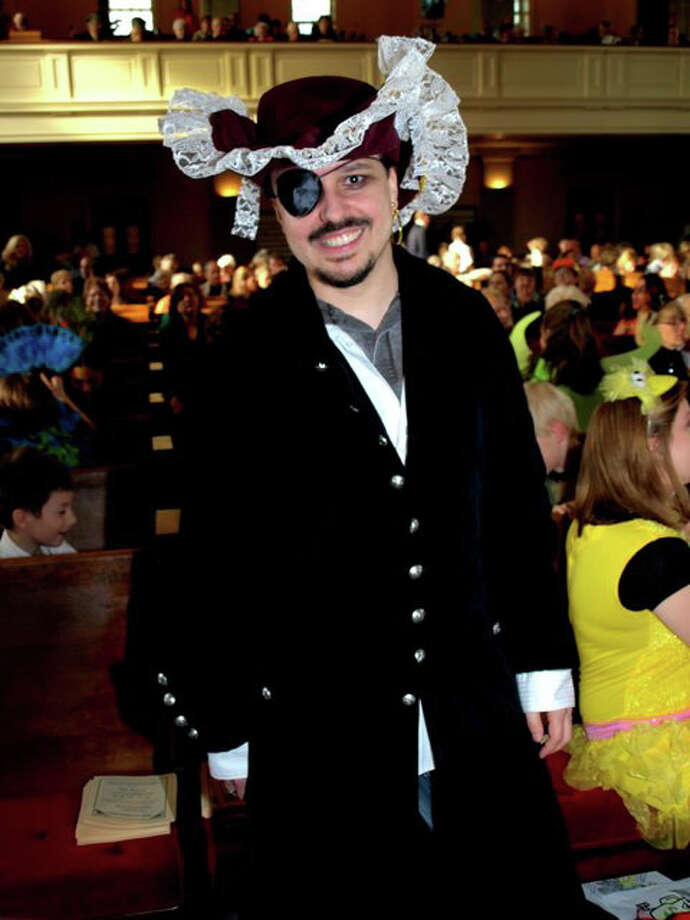 """A costume parade and competition are part of the """"Pipescreams"""" concert and Halloween extravaganza, Sunday, Oct. 27, at 4 p.m. at United Congregational Church in Bridgeport. Photo: Contributed Photo / Connecticut Post Contributed"""