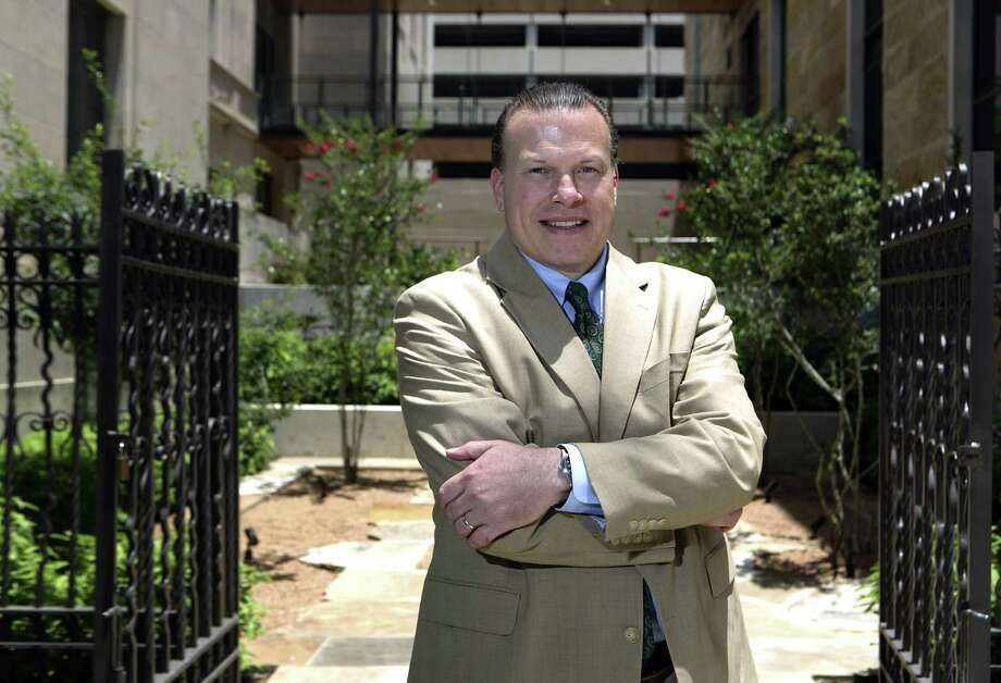 Executive Director Steven Karr's goal is to operate the Briscoe Western Art Museum on the River Walk as a business as much as a cultural institution. The grand opening is next weekend. Photo: Helen L. Montoya / San Antonio Express-News
