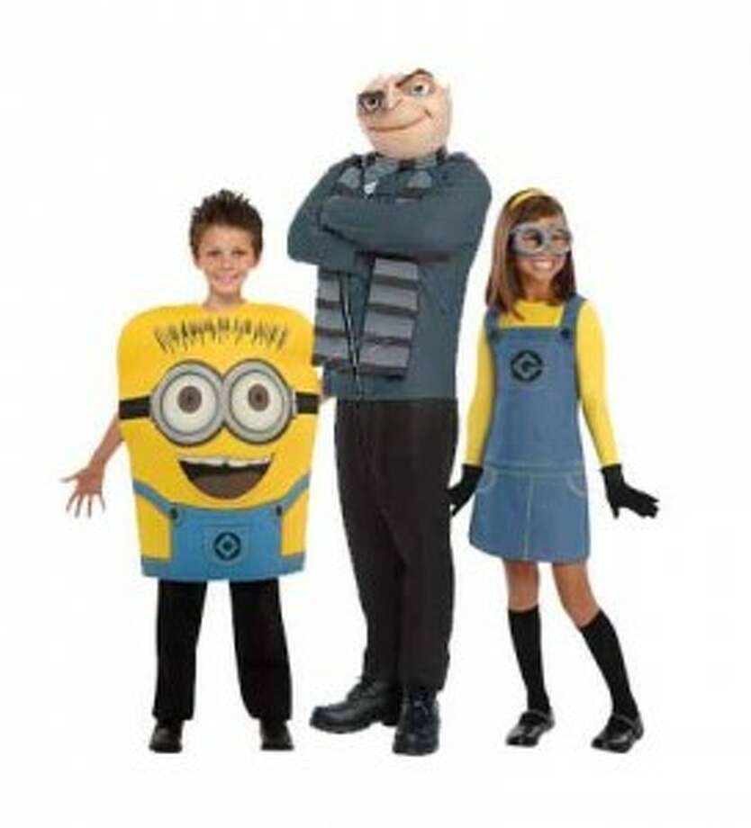 5. Despicable Me costumes