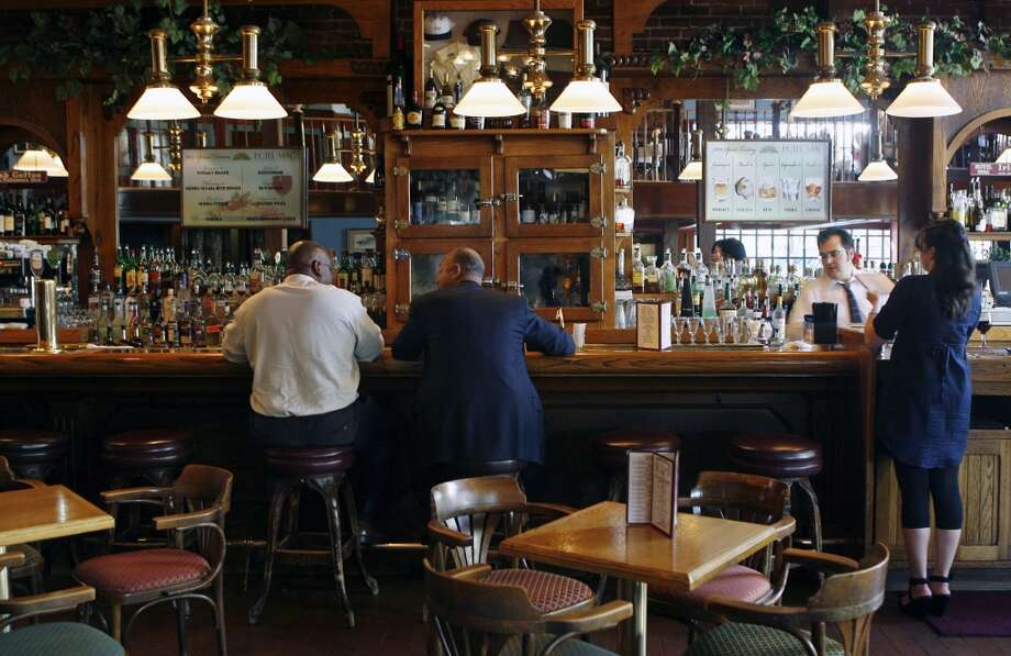 Want something completely different? Get up, get out and head over the Hotel Mac in Point Richmond. Set up your laptop in the dark, cozy bar and file those TPS reports with one hand and sip an Old Fashioned with the other.   Details: 10 Cottage Avenue, Richmond. Friday hours: 11:30 a.m. to 9:30 p.m. Photo: Hardy Wilson, The Chronicle