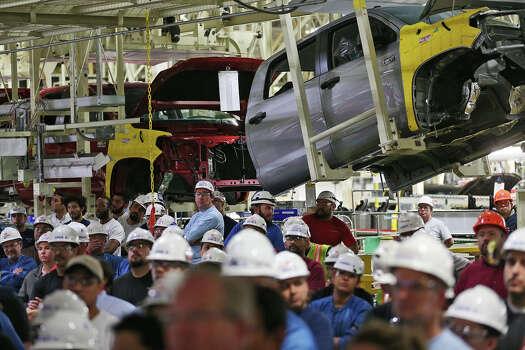 Toyota marks first decade in Alamo City San Antonio