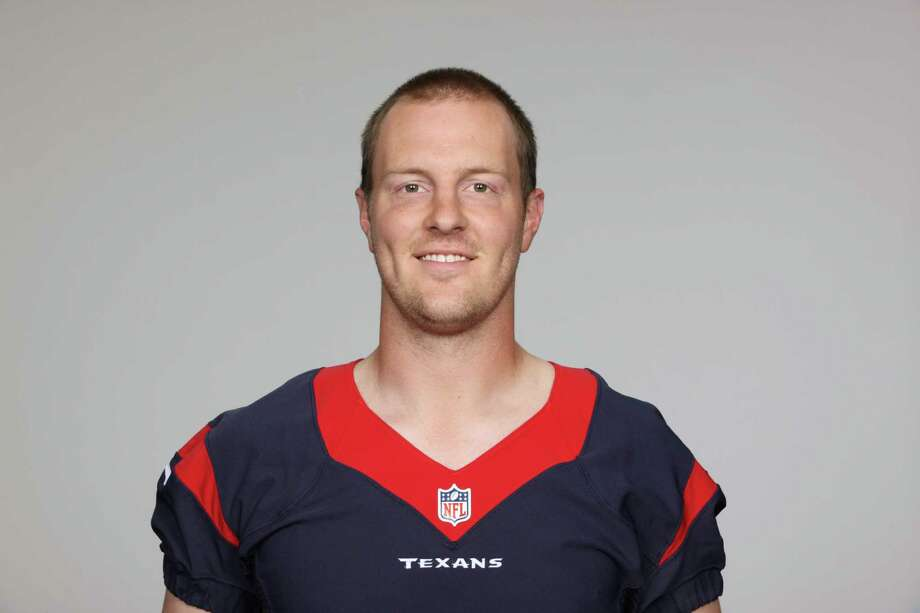 This is a 2013 photo of T.J. Yates of the Houston Texans NFL football team. This image reflects the Houston Texans active roster as of Thursday, June 20, 2013 when this image was taken. (AP Photo) Photo: Uncredited, FRE / AP2013
