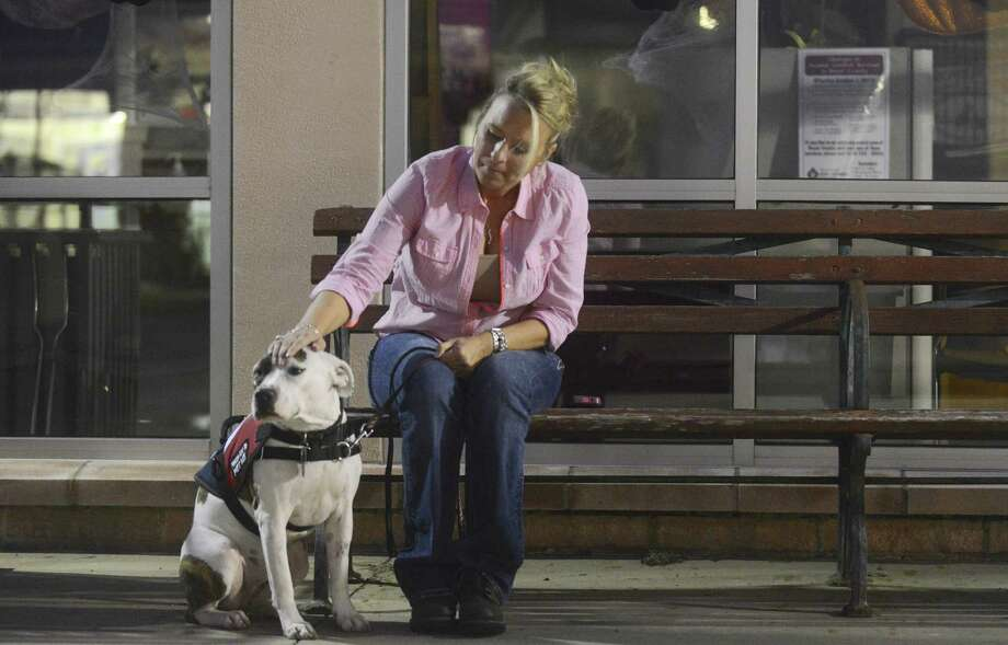 Service Dog Is Helping Crime Victim With Ptsd Deal With Her