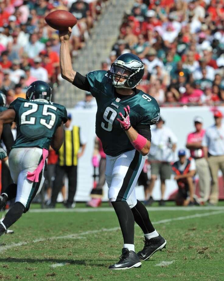 Dallas (3-3) plus-3 at Philadelphia (3-3): Eagles 31-27 Photo: Al Messerschmidt, Getty Images