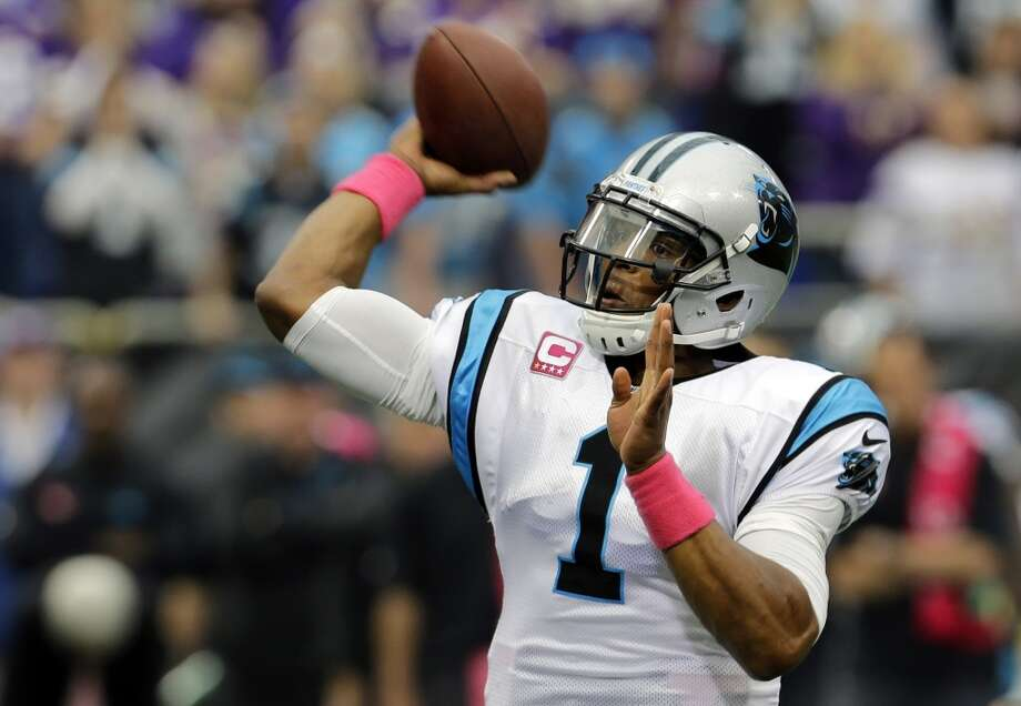 St. Louis (3-3) plus-6 ½ at Carolina (2-3): Panthers 21-16 Photo: Ann Heisenfelt, Associated Press