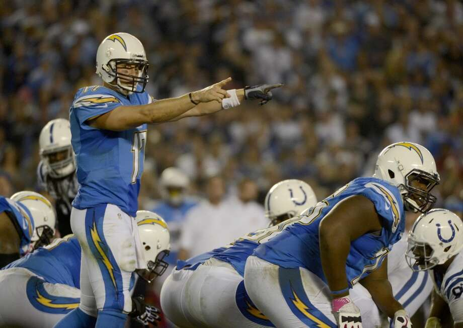 San Diego (3-3) minus-7 ½ at Jacksonville (0-6): Chargers 30-12 Photo: Donald Miralle, Getty Images