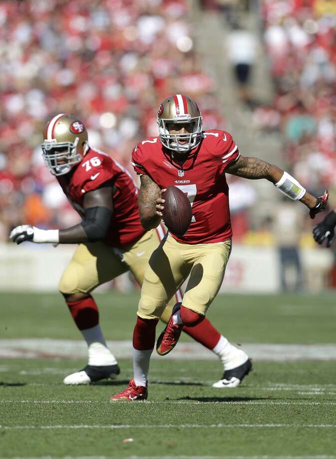 San Francisco (4-2) minus-4 at Tennessee (3-3): 49ers 23-17 Photo: Marcio Jose Sanchez, Associated Press