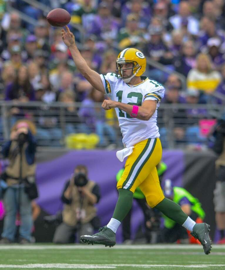 Cleveland (3-3) plus-10 ½ at Green Bay (3-2): Packers 24-16 Photo: Doug Kasputin, MCT