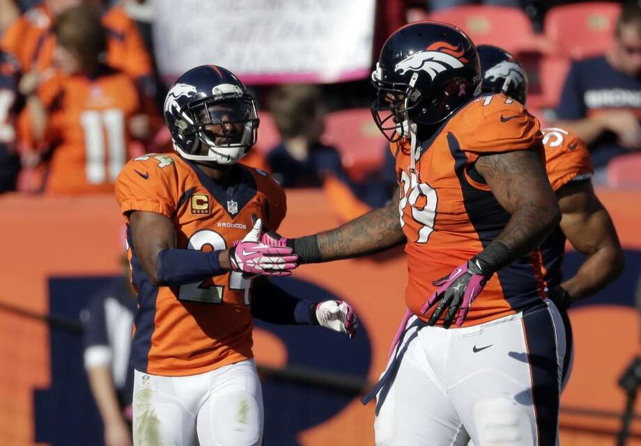 Denver (6-0) minus-7 at Indianapolis (4-2): Broncos 30-27 Photo: Jack Dempsey, Associated Press