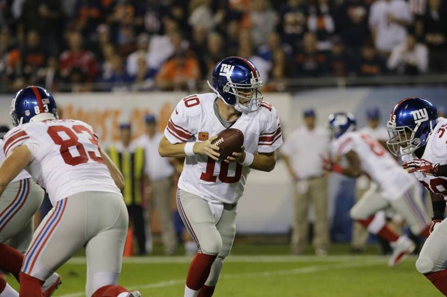 Minnesota (1-4) plus-3 at NY Giants (0-6): Giants 24-17 Photo: Nam Y. Huh, Associated Press
