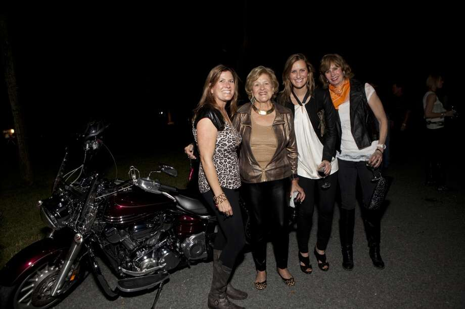 Stacey Lord Murphy, left, Kathy Lord, Sarah Brejot and Carol Brejot Photo: Jenny Antill