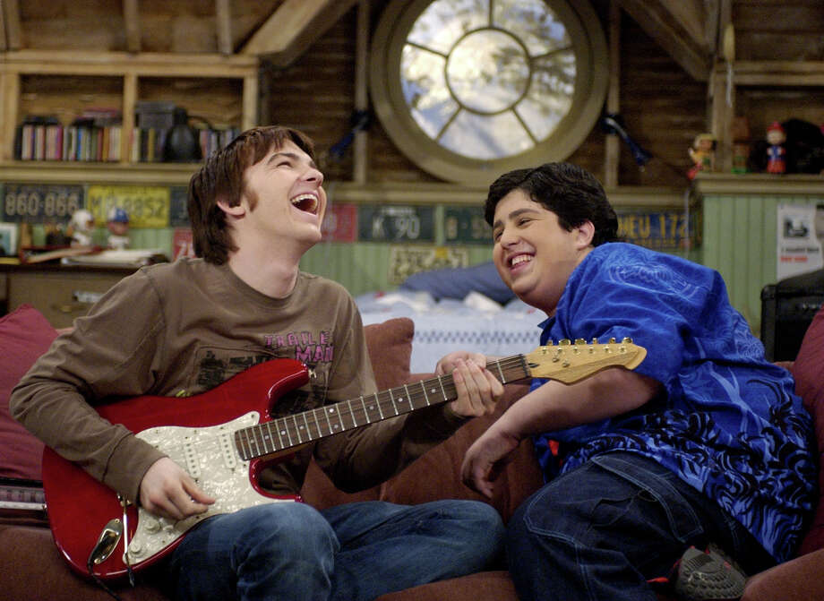 "Drake Bell and Josh Peck were on Nickelodeon's ""The Amanda Show"" before ""Drake & Josh."" Photo: REED SAXON, AP / AP"