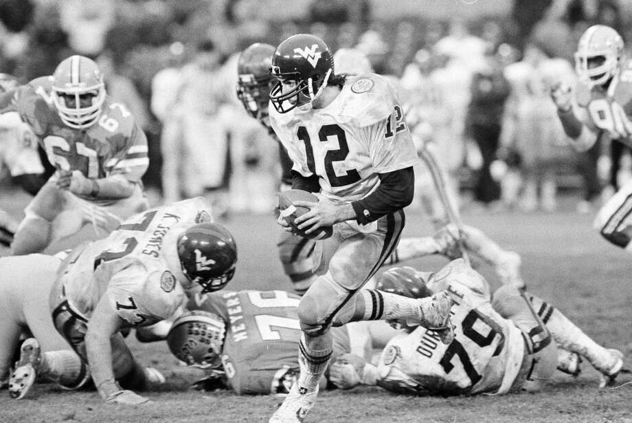 Oliver LuckYear: 1983 Week 12Result: Loss at Bengals 38-10Stats: 15-30 for 181 yards, 1 TD, 3 INTs - 40.4 rating Photo: Associated Press