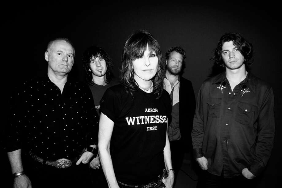The always awesome Chrissie Hynde and The Pretenders.