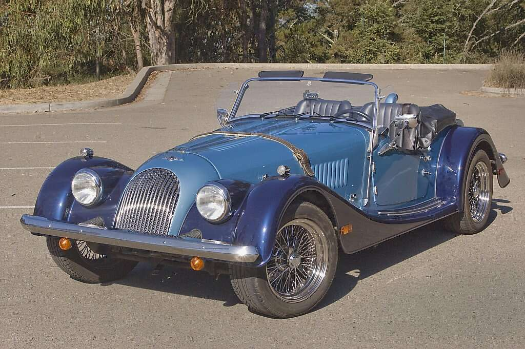 2003 Morgan Plus 8  SFGate