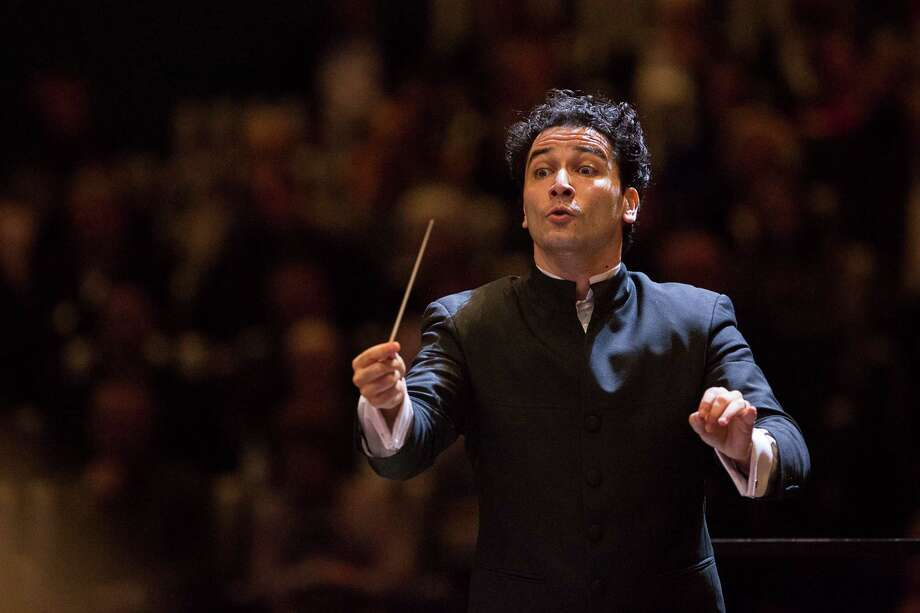 "Andrés Orozco-Estrada, Houston Symphony's new music director, will launch a three-year cycle of Beethoven symphonies during the 2014-2015 season, and he'll also conduct Mozart's ""The Abduction From the Seraglio."" Photo: Werner Kmetitsch / Werner Kmetitsch"