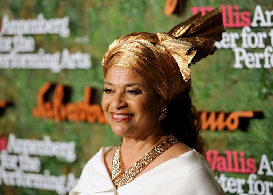 Actress/choreographer Debbie Allen arrives at the Wallis Annenberg Center for the Performing Arts Inaugural Gala on Thursday, Oct. 17, 2013, in Beverly Hills, Calif. (Photo by Chris Pizzello/Invision/AP) Photo: Associated Press