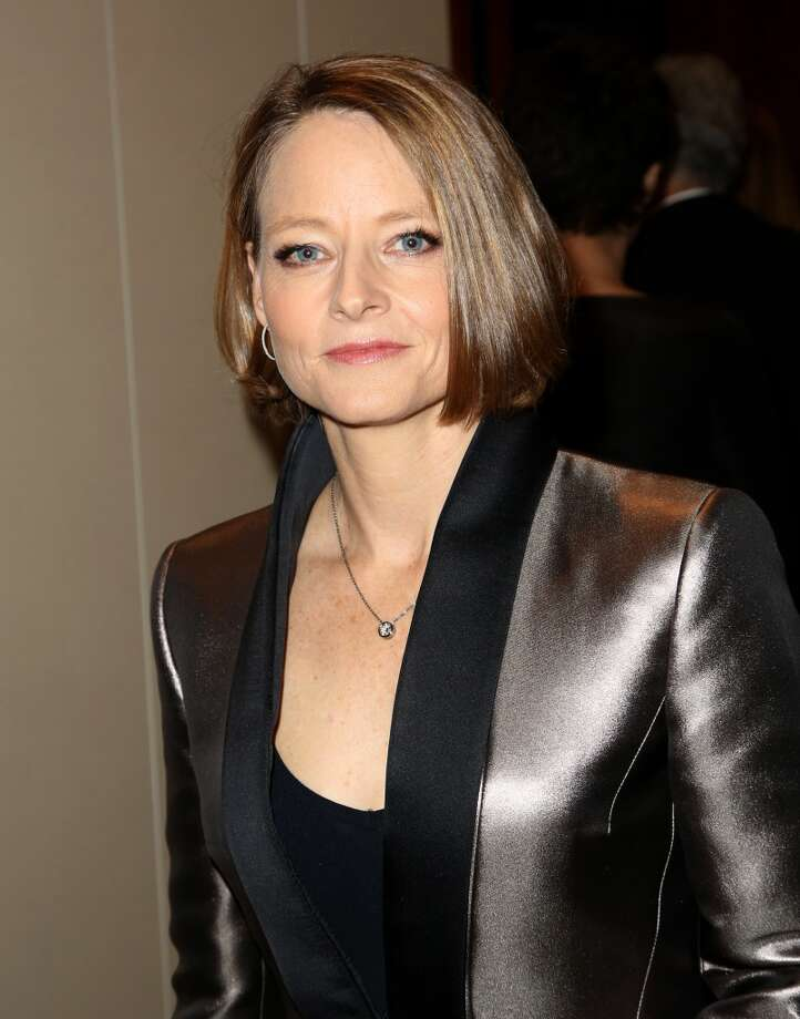 Actress Jodie Foster attends the Wallis Annenberg Center for the Performing Arts Inaugural Gala on Thursday, Oct. 17, 2013, in Beverly Hills, Calif. (Photo by Brian Dowling/Invision/AP) Photo: Associated Press