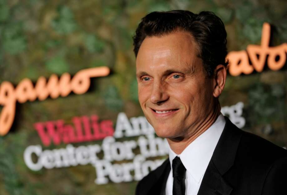 Actor Tony Goldwyn arrives at the Wallis Annenberg Center for the Performing Arts Inaugural Gala on Thursday, Oct. 17, 2013, in Beverly Hills, Calif. (Photo by Chris Pizzello/Invision/AP) Photo: Associated Press