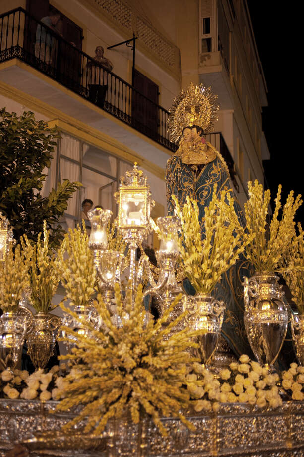 In Spain's Andalucia, religious floats commonly parade through town. (photo: Dominic Bonuccelli) Photo: Dominic Arizona Bonuccelli / Azfoto.com, Ricksteves.com / dominic arizona bonuccelli / azfoto.com