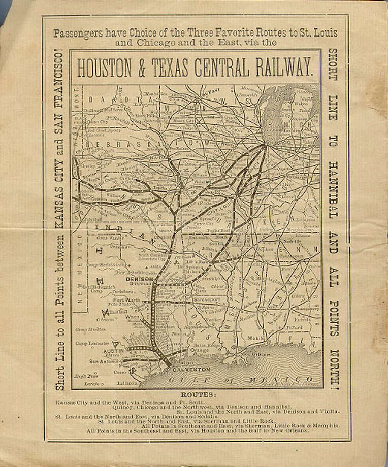 Located three miles west of Houston, Brunner was a product of the Houston and Texas Central Railway. It had a post office in early 1888, and in 1894 the population was 200. It had a Baptist college, a German school and a public school. Its population reached 500, and it was absorbed into Houston by 1915.Source: Texas State Historical Association Photo: Texas State Library And Archives Commission