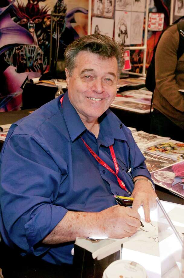 NEW YORK, NY - OCTOBER 12:  Comic book artist Neal Adams attends New York Comic Con 2013 at Jacob Javits Center on October 12, 2013 in New York City. Photo: Steven A Henry, WireImage / 2013 Steven A Henry