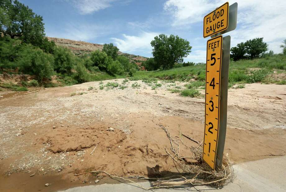 While drought has afflicted much of Texas, including the  Red River in Palo Duro Canyon State Park, one of our readers fears Proposition 6 will result in a misuse of funds. Photo: Bob Owen / San Antonio Express-News