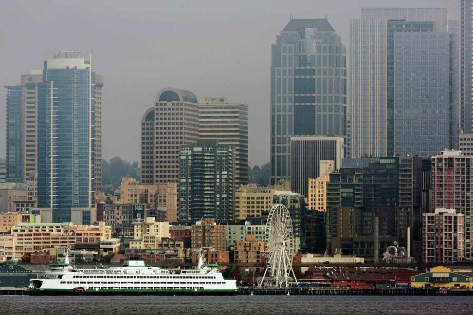 5. Seattle, Wash. Photo: JORDAN STEAD, SEATTLEPI.COM / SEATTLEPI.COM