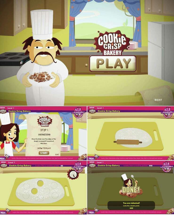 "Cookiecrisp                   city.com is one of the latest in ""advergames"" created by snack food companies. Photo: Courtesy Photo"