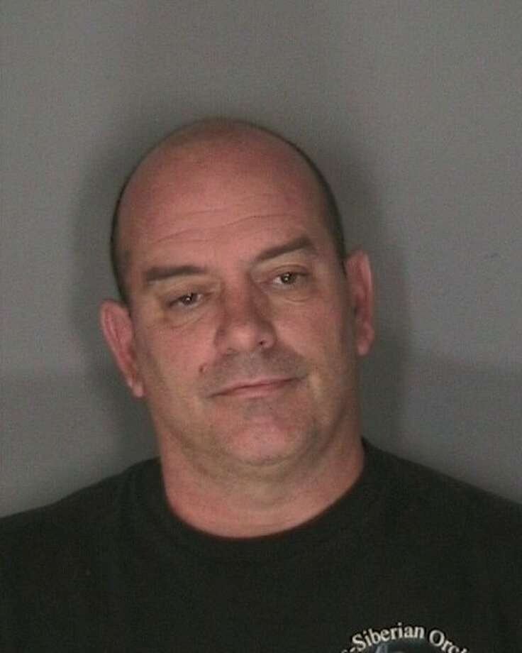 Sheriff Investigators arrested Randall A. Travis III,  49, of 9 Holmes Court, Albany, on marijuana-growing charges. (Albany County sheriff's department)
